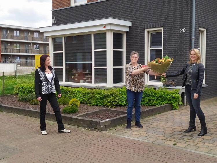 Heldin in de wijk: Erna Hollebekkers