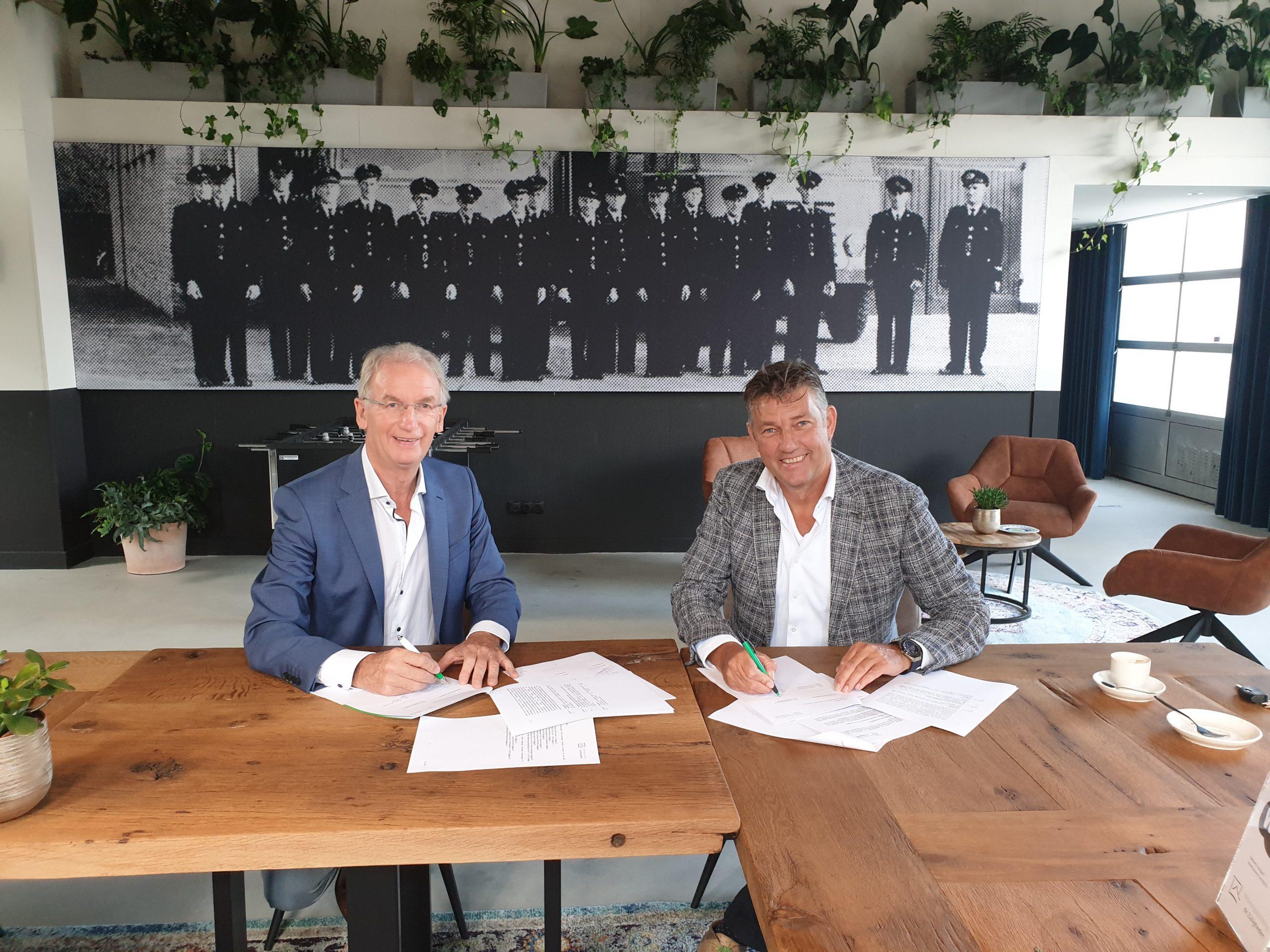 WSZ en Groenen Bouw en Onderhoud verlengen de samenwerking